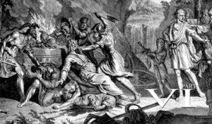 The Sixth Commandment Baal